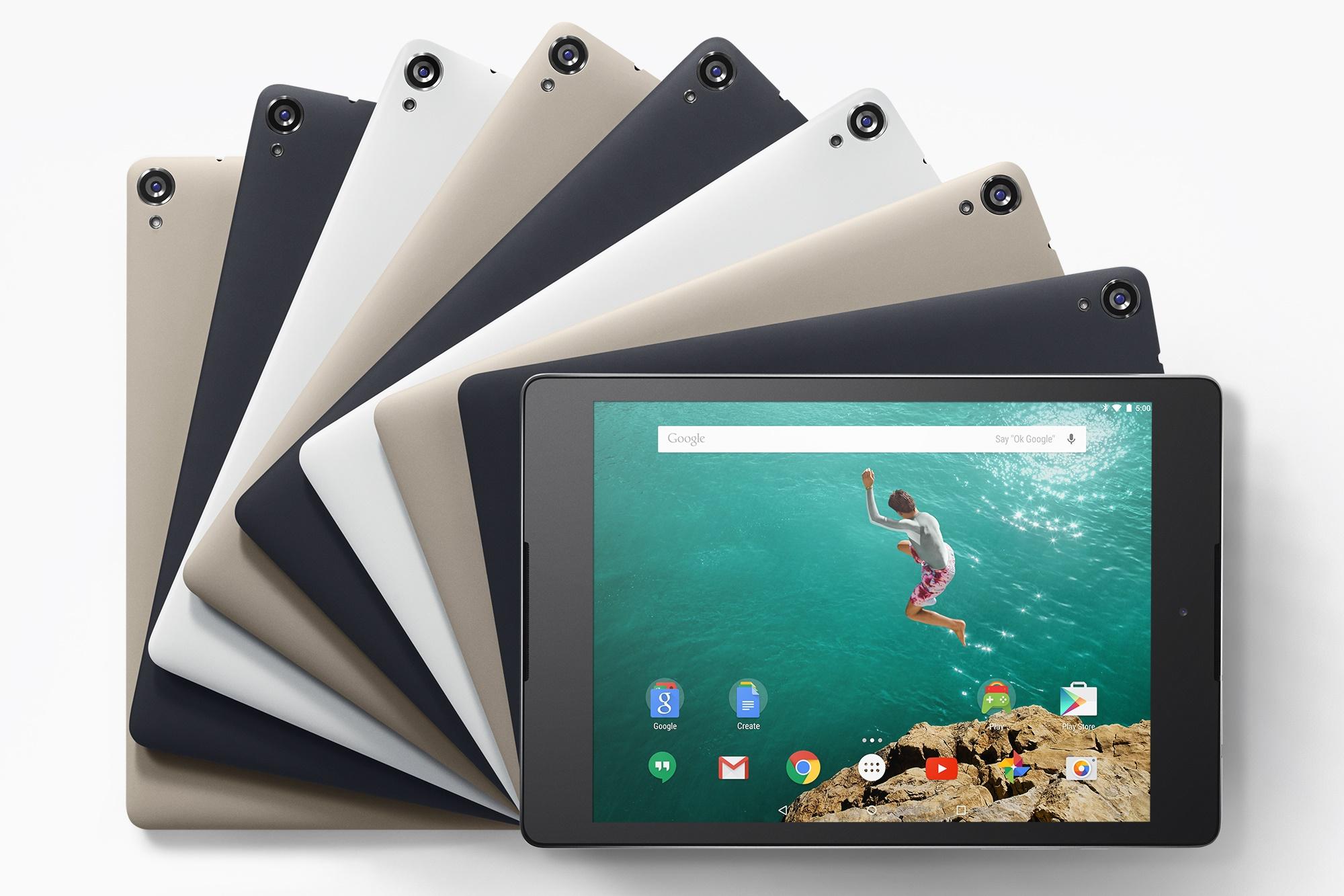 Imagem de Google estaria testando versão híbrida de Android e Chrome OS no Nexus 9 no tecmundo