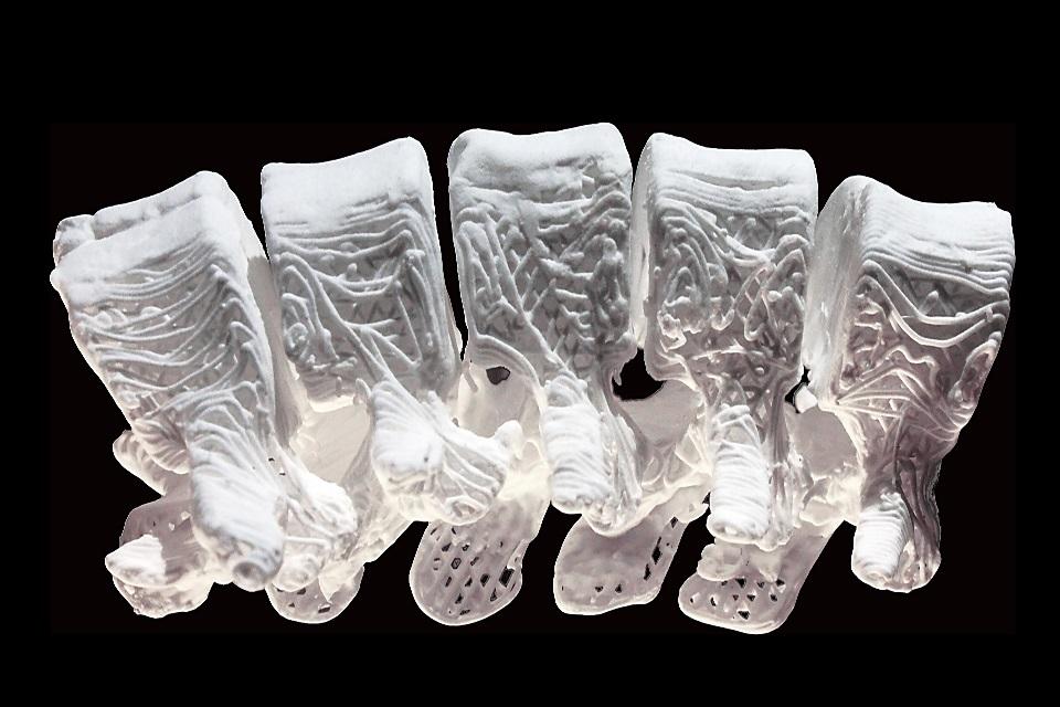 Imagem de Cientistas criam material sintético que pode regenerar ossos no tecmundo
