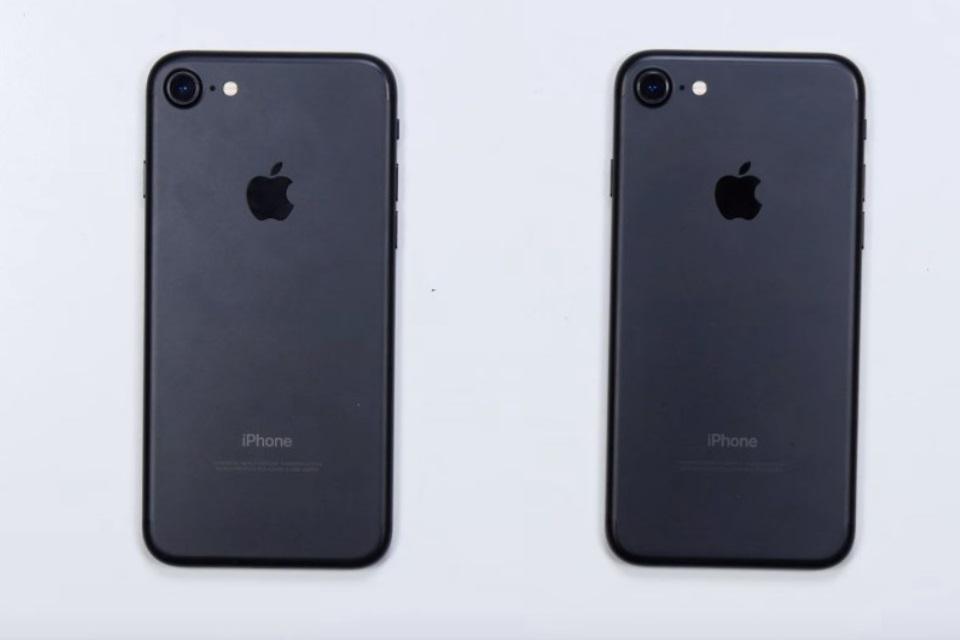 Imagem de Não é só espaço! iPhone 7 de 32GB também salva dados mais devagar que 128GB no tecmundo
