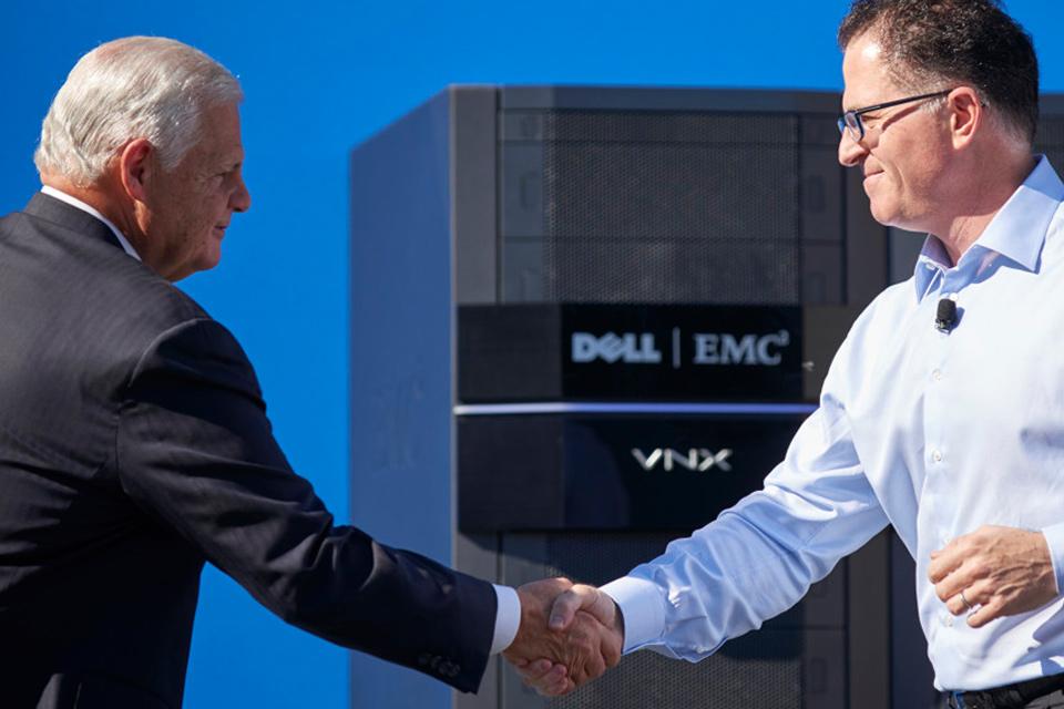 Imagem de Dell EMC lança plataforma de análise de dados e novas soluções de segurança no tecmundo