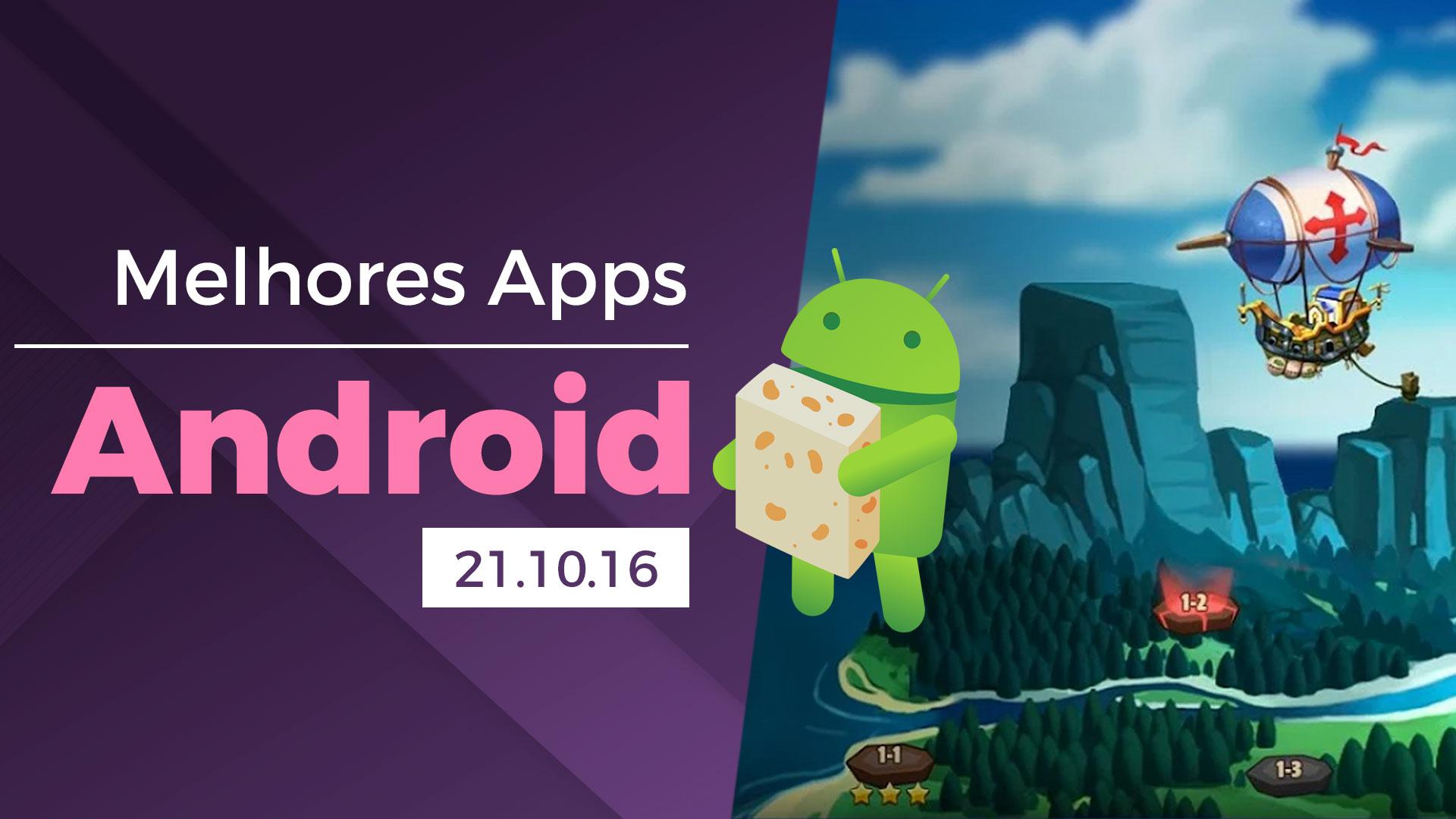 Imagem de Melhores apps para Android: 21/10/2016 no tecmundo