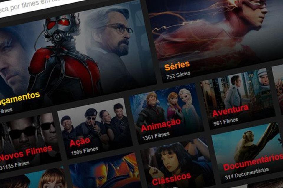 Imagem de Por onde anda o casal preso por comandar o site pirata Mega Filmes HD? no tecmundo