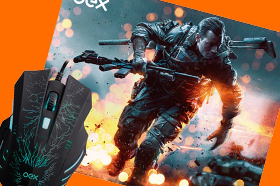 Imagem de OEX anuncia mouse e mousepad prometendo uma melhor jogatina no PC no tecmundo