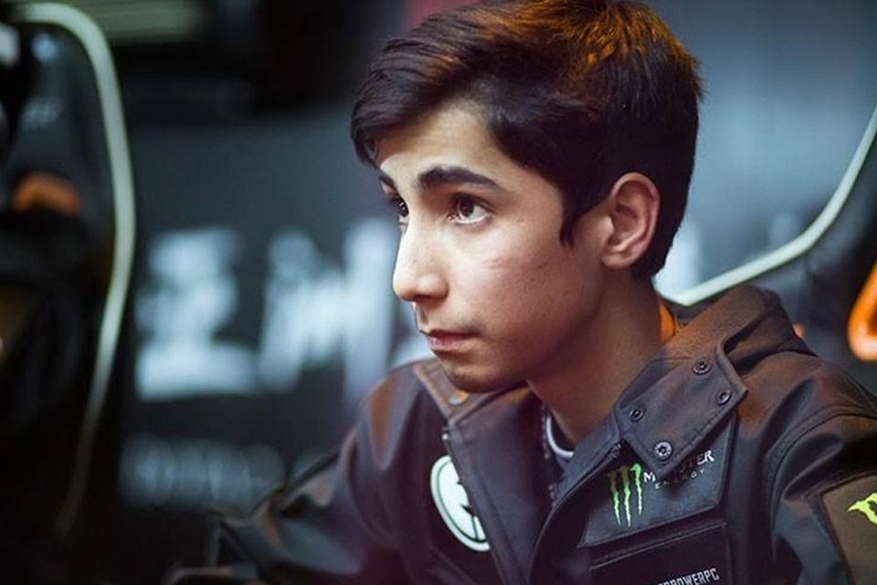 Imagem de Profissional de DotA 2 está na lista dos jovens mais influentes do mundo no tecmundo