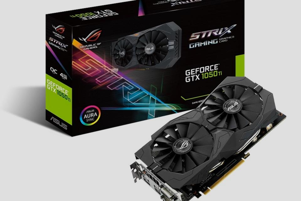 Imagem de ASUS anuncia novas placas de vídeo GeForce GTX 1050 com NVIDIA Pascal no tecmundo