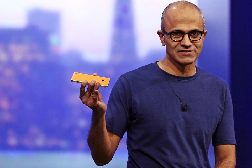 Imagem de CEO da Microsoft admite derrapada com mobile e aposta em futuro do HoloLens no tecmundo