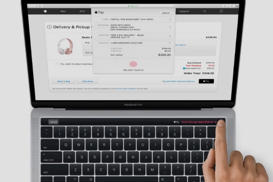 Imagem de Apple acaba vazando o visual do novo MacBook Pro antes da hora; veja no tecmundo