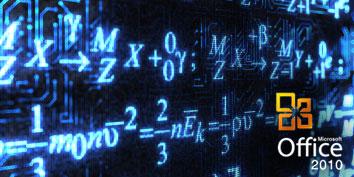 Imagem de Office 2010: aprenda a inserir fórmulas matemáticas no Word e OneNote no site TecMundo