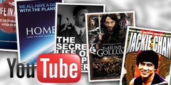 Imagem de YouTube disponibiliza 400 filmes inteiros de graça no site TecMundo