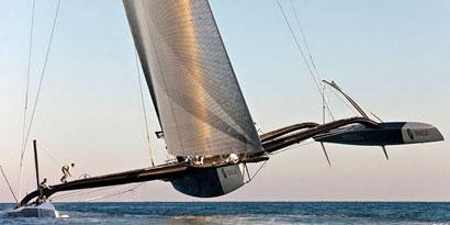 Imagem de Larry Ellison possui um veleiro mais rápido do que o vento no site TecMundo