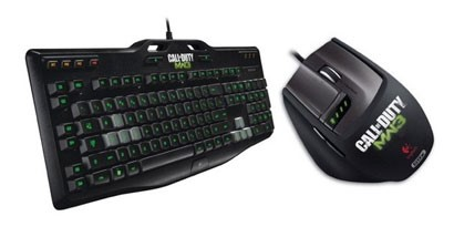 Imagem de Logitech lança mouse e teclado temáticos para Modern Warfare 3 no site TecMundo