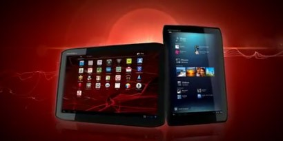 Imagem de Motorola Xoom 2 é anunciado oficialmente no site TecMundo