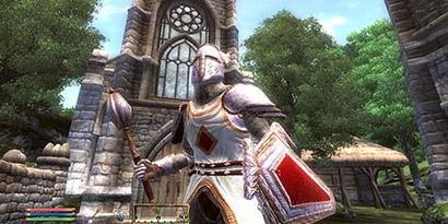 Imagem de The Elder Scrolls IV: Oblivion a venda no Steam por apenas 5 dólares no site TecMundo