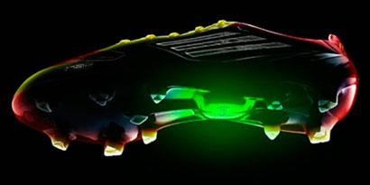 Imagem de Chuteira Adidas Adizero F50 se comunica com o computador no site TecMundo