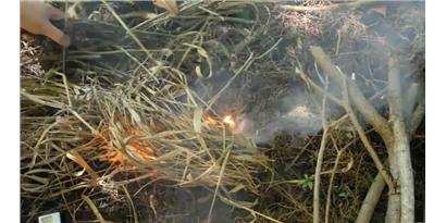 Imagem de Fazendo fogueira com o celular [Iberê] no site TecMundo