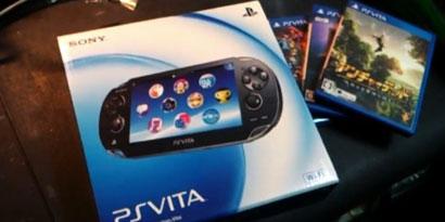 Imagem de PlayStation Vita é lançado oficialmente no site TecMundo