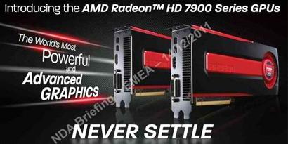 Imagem de AMD Radeon HD 7970: novos detalhes vazam na web no site TecMundo