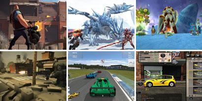 Imagem de Os melhores jogos gratuitos de 2011 do Baixaki no site TecMundo
