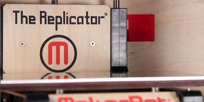 Imagem de MakerBot apresenta a impressora 3D que pode fazer quase tudo o que você quiser no site TecMundo