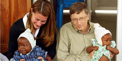 Imagem de 5 motivos para você acreditar que Bill Gates é melhor que o Batman no site TecMundo