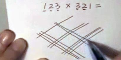 Imagem de Matemática: conheça o método japonês de resolver multiplicações no site TecMundo