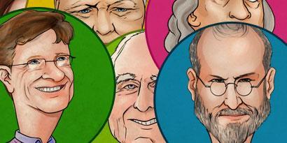 Imagem de 9 gênios chapadões que mudaram o mundo [infográfico] no site TecMundo
