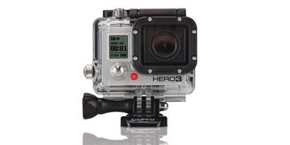 Imagem de GoPro HERO3: câmera de esportes radicais agora com suporte a 4k [vídeo] no site TecMundo