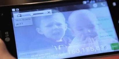 Imagem de QSlide: a versão da LG para o recurso Pop Up Play da Samsung [vídeo] no site TecMundo