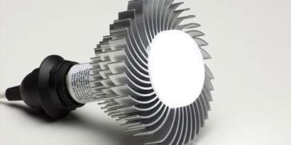 Imagem de Lâmpada LED dura até 40 anos e é mais econômica no site TecMundo