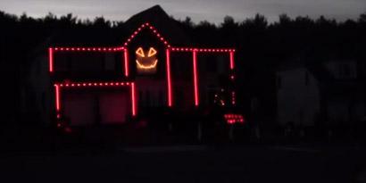Imagem de Decoração para o Dia das Bruxas faz sucesso ao som de Gangnam Style no site TecMundo