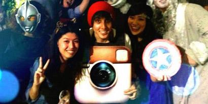 Imagem de Fantasia de Instagram para o Dia das Bruxas tira fotos de verdade no site TecMundo