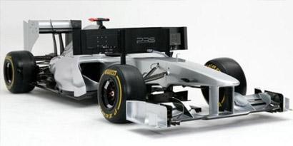 Imagem de Simulador para games de Fórmula 1 custa quase 300 mil reais no site TecMundo