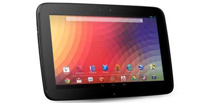 Imagem de Benchmark do Nexus 10 mostra que o aparelho ainda não consegue bater os gráficos do iPad no site TecMundo