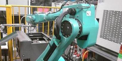 Imagem de Foxconn substitui funcionários por robôs para diminuir custos no site TecMundo