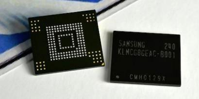 Imagem de Samsung lança novos chips de memória no site TecMundo