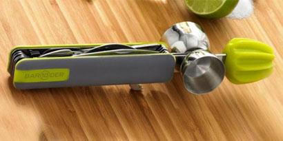 Imagem de Conheça o canivete suíço da preparação de bons drinks no site TecMundo