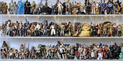 Imagem de Conheça a maior coleção de Star Wars já leiloada no site TecMundo