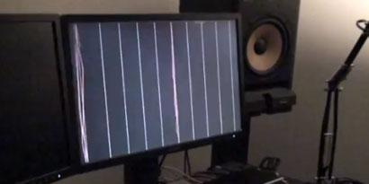 Imagem de Programador cria harpa que dispensa cordas para ser tocada no site TecMundo