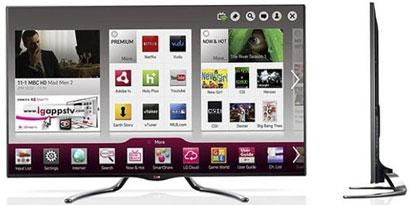Imagem de LG vai expandir sua linha de aparelhos Google TV em 2013 no site TecMundo