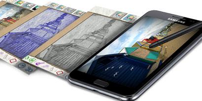 Imagem de Galaxy Note também recebe a atualização Premium Suite no site TecMundo