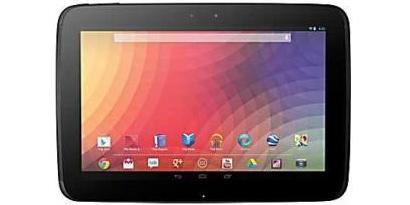 Imagem de Google Nexus 10 começa a surgir em lojas físicas dos EUA no site TecMundo