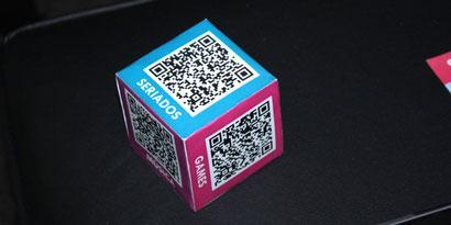 Imagem de QR-Screen: os códigos QR ganharam novas funções no site TecMundo