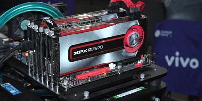 Imagem de O incrível computador de 30 mil reais da Campus Party Brasil 2012 no site TecMundo
