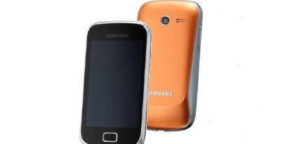 Imagem de Lançamento do Samsung Galaxy mini 2 S6500 vaza na web no site TecMundo