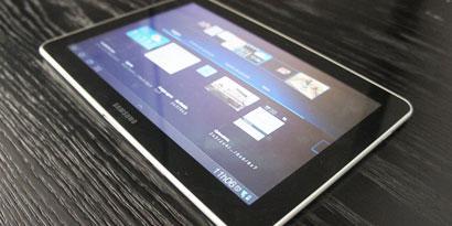 Imagem de Análise: Galaxy Tab 10.1 [vídeo] no site TecMundo