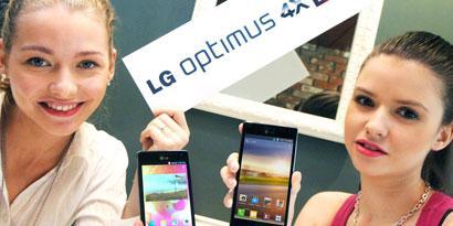 Imagem de LG Optimus 4X HD trará Tegra 3 e tela de 4,7 polegadas no site TecMundo