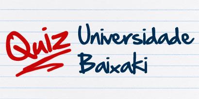 Imagem de Universidade Baixaki: Pós-Graduação [quiz] no site TecMundo