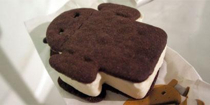 Imagem de Hora da sobremesa: Google distribui Ice Cream Sandwich para visitantes na MWC no site TecMundo