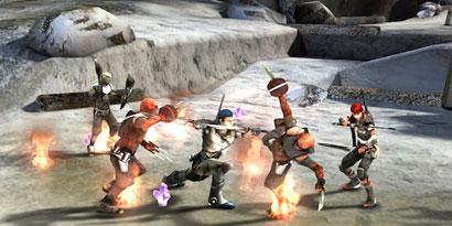 Imagem de NVIDIA demonstra quatro novos games para o Tegra 3 no site TecMundo