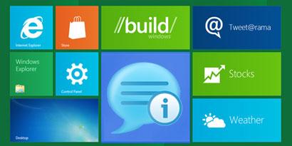 Imagem de Lançamento do Windows 8 Consumer Preview [cobertura ao vivo] no site TecMundo
